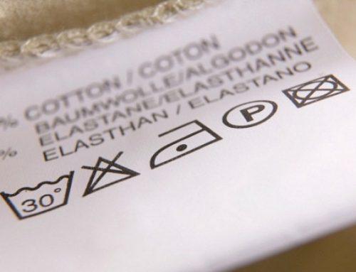 ¿Qué significan los símbolos de lavado?