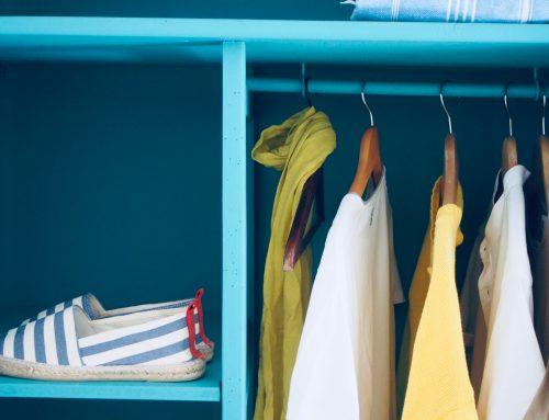 ¿Manchas amarillas el la ropa? Te damos solución según tejidos.